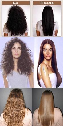 Что такое живая химия для волос